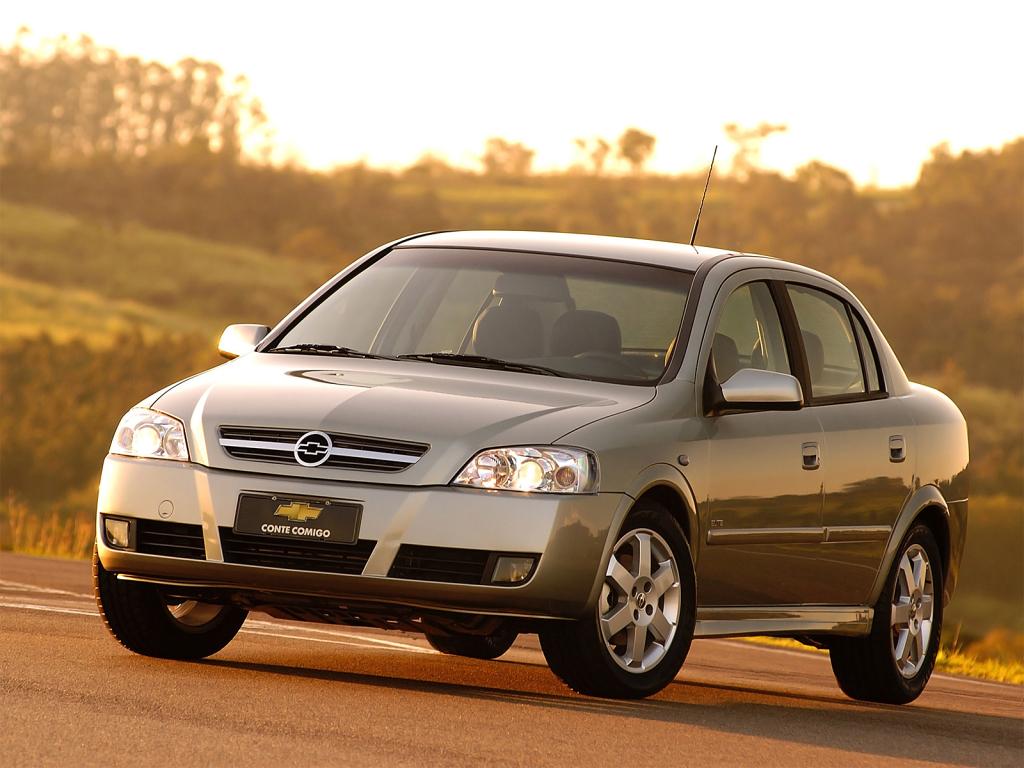 Chevrolet, Astra Sedan, Chevrolet Astra Sedan '2003–11, AutoDir