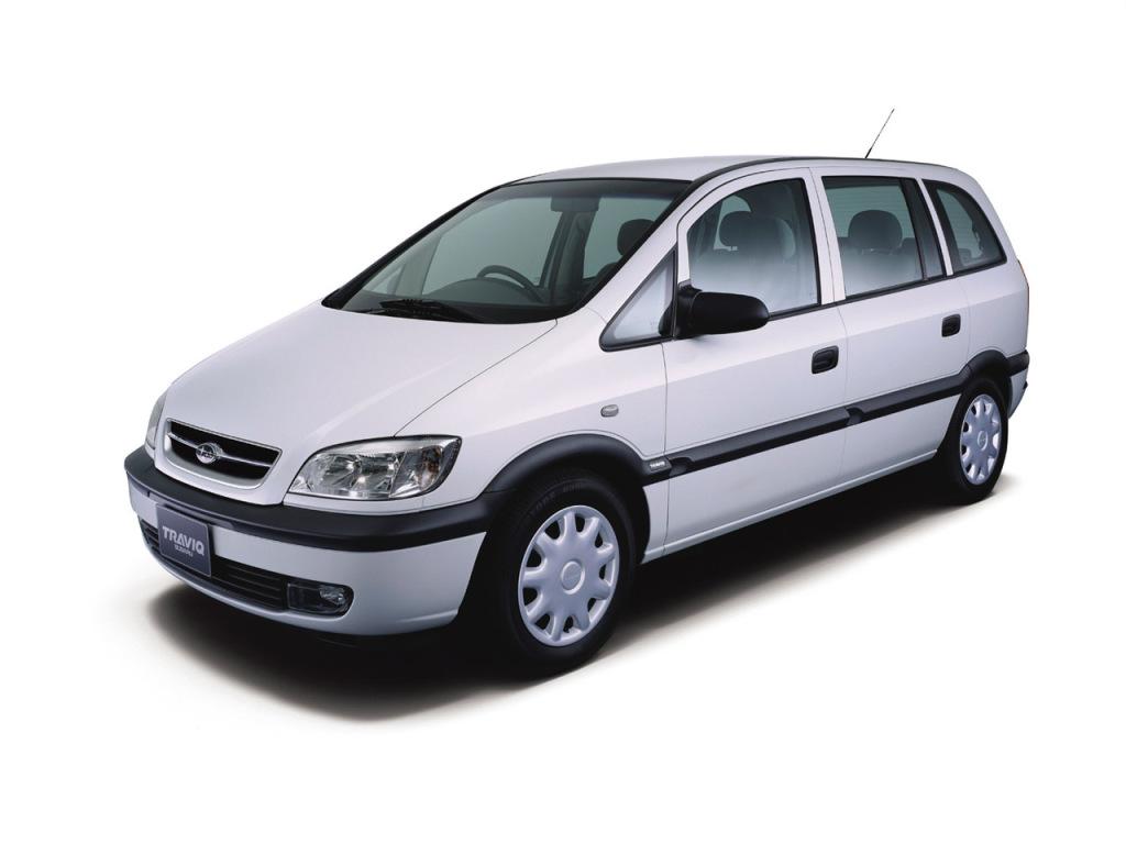 Subaru, Traviq (XM), Subaru Traviq (XM) '2001–04, AutoDir