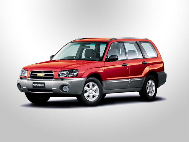 Chevrolet, Forester, Chevrolet Forester '2003–05, AutoDir