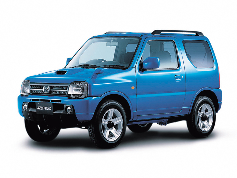 Mazda, AZ-Offroad, Mazda AZ-Offroad '2002–14, AutoDir