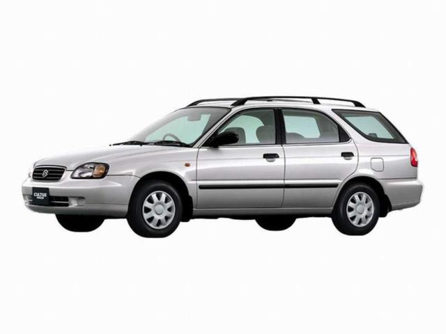 Suzuki, Cultus Wagon, Suzuki Cultus Wagon '1999–2002, AutoDir