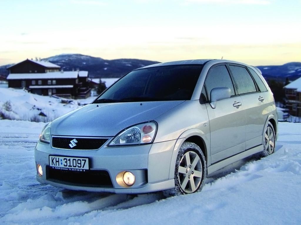 Suzuki, Liana, Suzuki Liana '2004–07, AutoDir
