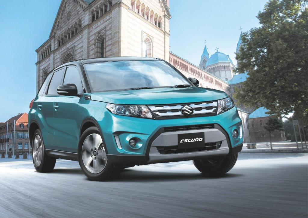 Suzuki, Escudo, Suzuki Escudo '2015–18, AutoDir
