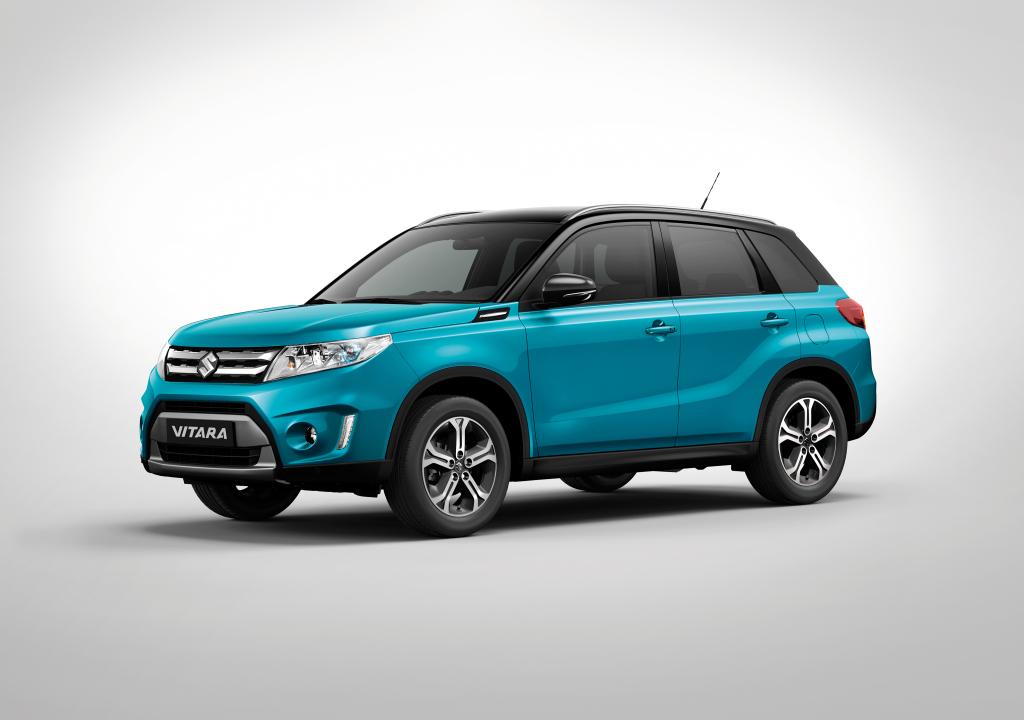 Suzuki, Vitara [Worldwide], Suzuki Vitara [Worldwide] '2015–18, AutoDir
