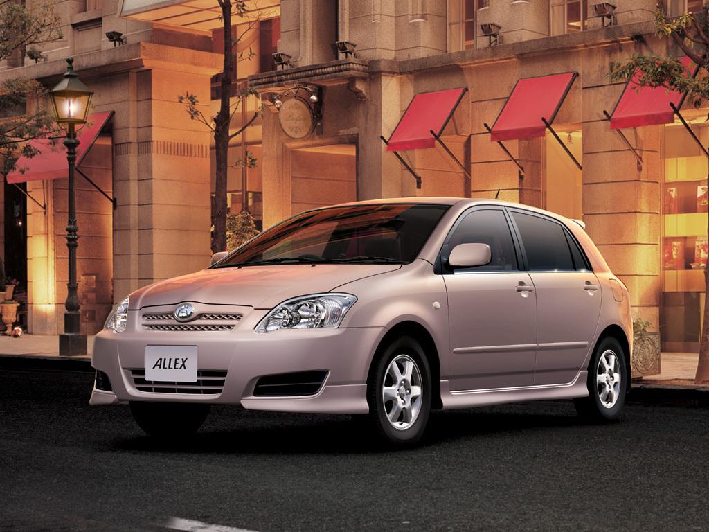 Toyota, Allex (E120), Toyota Allex (E120) '2004–06, AutoDir