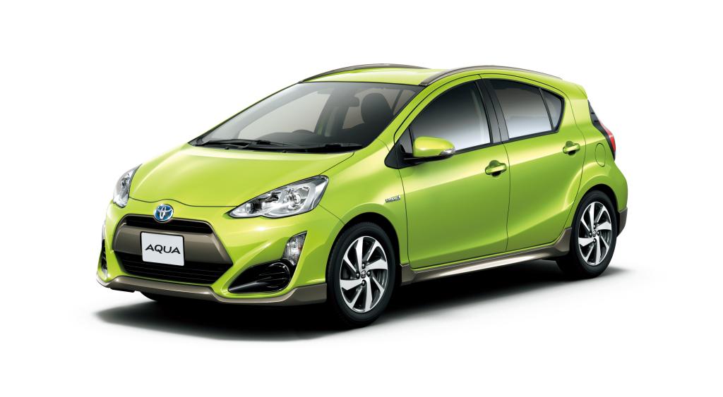 Toyota, Aqua, Toyota Aqua '2014–17, AutoDir