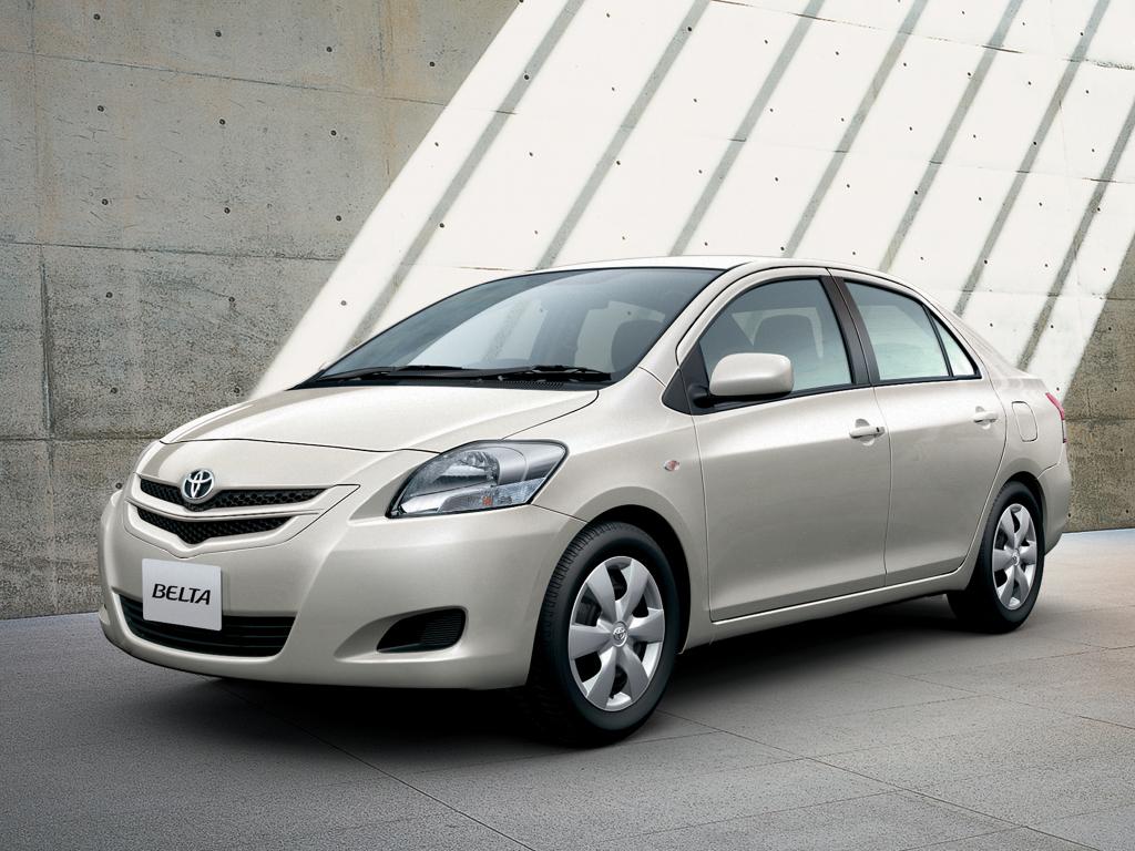 Toyota, Belta (P92/96), Toyota Belta (P92/96) '2005–08, AutoDir