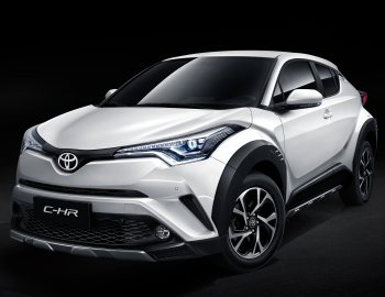 Toyota, C-HR [China], Toyota C-HR [China] '2018–pr., AutoDir