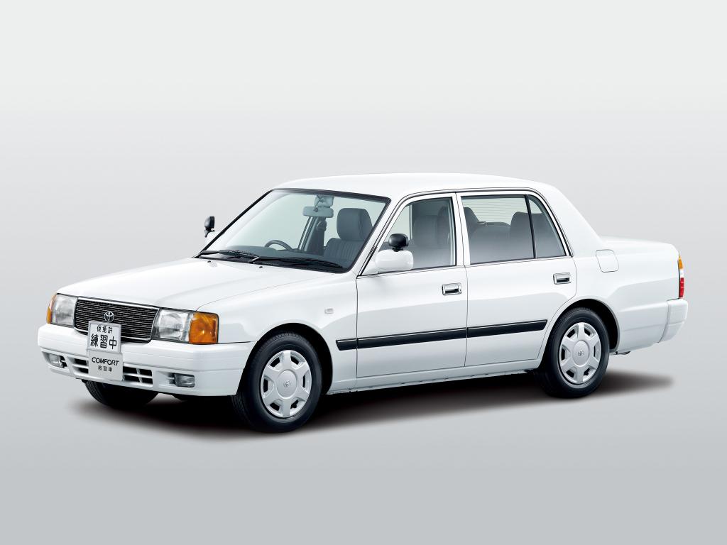 Toyota, Comfort (S10), Toyota Comfort (S10) '1995–pr., AutoDir