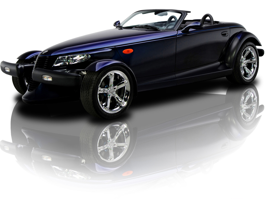 Chrysler, –  Prowler Mulholland Edition, 2001–02 Chrysler Prowler Mulholland Edition '2001–02, AutoDir