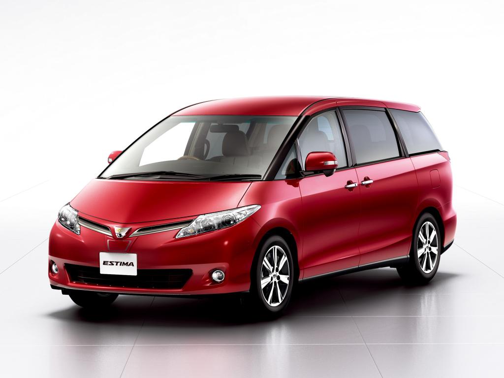 Toyota, Estima, Toyota Estima '2008–12, AutoDir