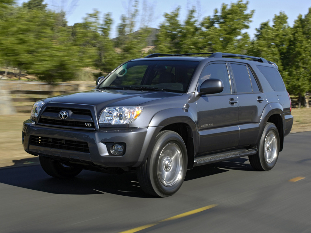 Toyota, 4Runner Limited [North America] (N210), 2006–09 Toyota 4Runner Limited [North America] (N210) '2005–09, AutoDir