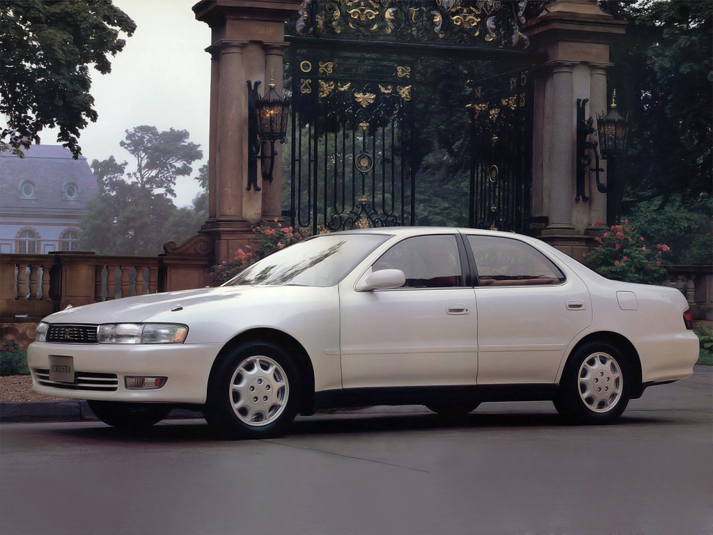 Toyota, Cresta (Х90), Toyota Cresta (?90) '1992–96, AutoDir