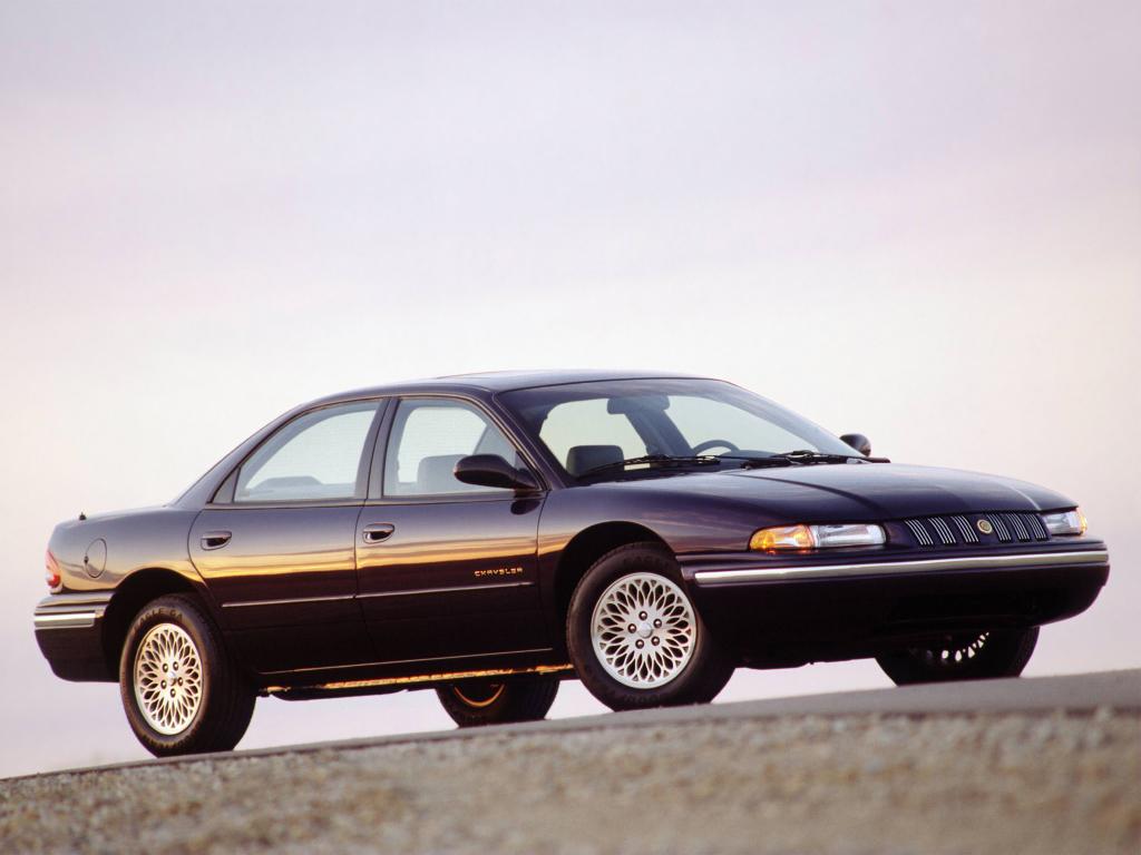 Chrysler, –  Concorde LXi Sedan (HLP-41), 1996–97 Chrysler Concorde LXi Sedan (HLP-41), AutoDir
