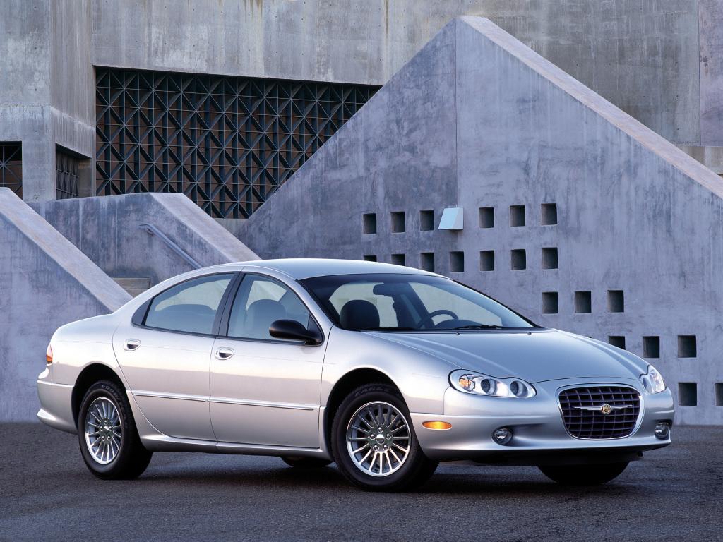 Chrysler, Concorde, 2002–04 Chrysler Concorde '2001–04, AutoDir