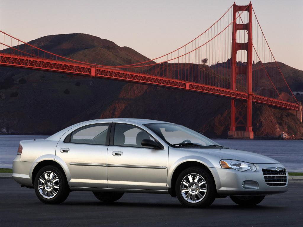Chrysler, Sebring (JR), Chrysler Sebring (JR) '2003–06, AutoDir