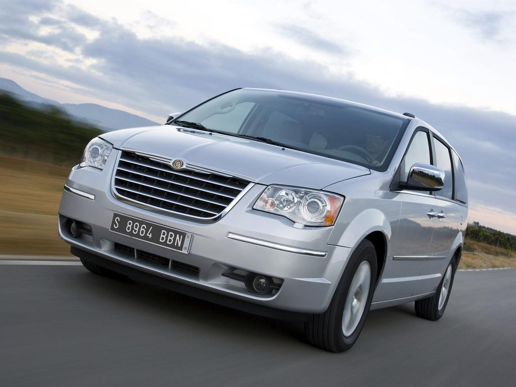 Chrysler, Grand Voyager, Chrysler Grand Voyager '2008–10, AutoDir