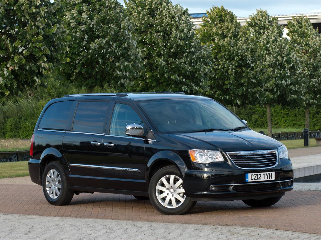 Chrysler, Grand Voyager [UK-spec], Chrysler Grand Voyager [UK-spec] '2011–15, AutoDir