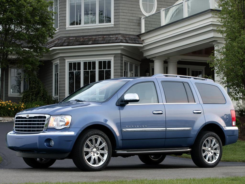 Chrysler, Aspen, 2007–08 Chrysler Aspen '2006–08, AutoDir