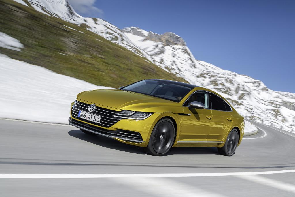 Volkswagen, Arteon Elegance [Worldwide], Volkswagen Arteon Elegance [Worldwide] '2017–pr., AutoDir
