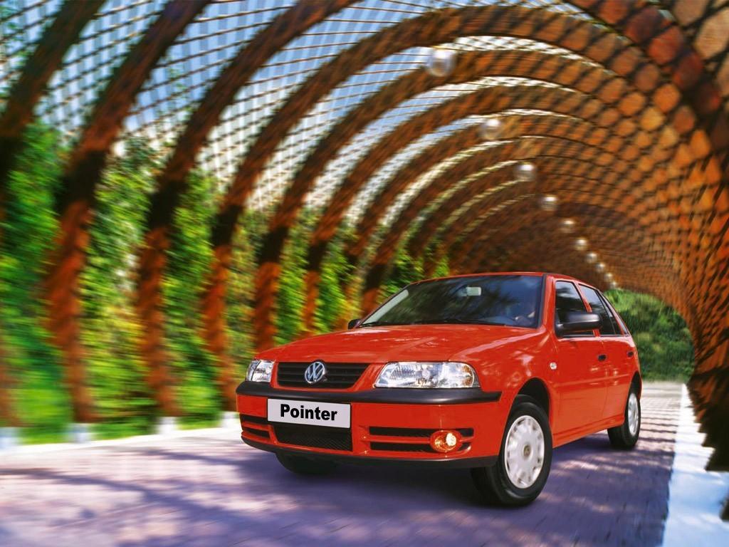 Volkswagen, Pointer [RU-spec], Volkswagen Pointer [RU-spec] '2004–06, AutoDir