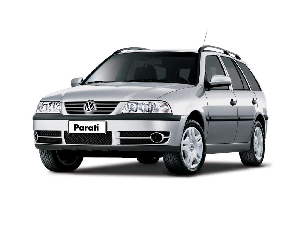 Volkswagen, Parati, Volkswagen Parati '1999–2005, AutoDir