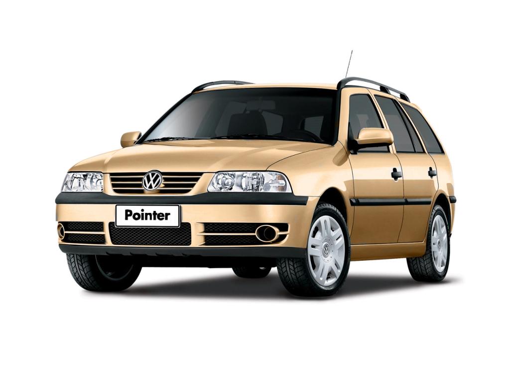 Volkswagen, Pointer Wagon, Volkswagen Pointer Wagon '1999–2005, AutoDir