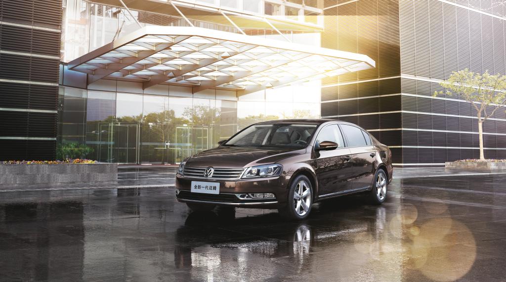 Volkswagen, Magotan, Volkswagen Magotan '2011–16, AutoDir