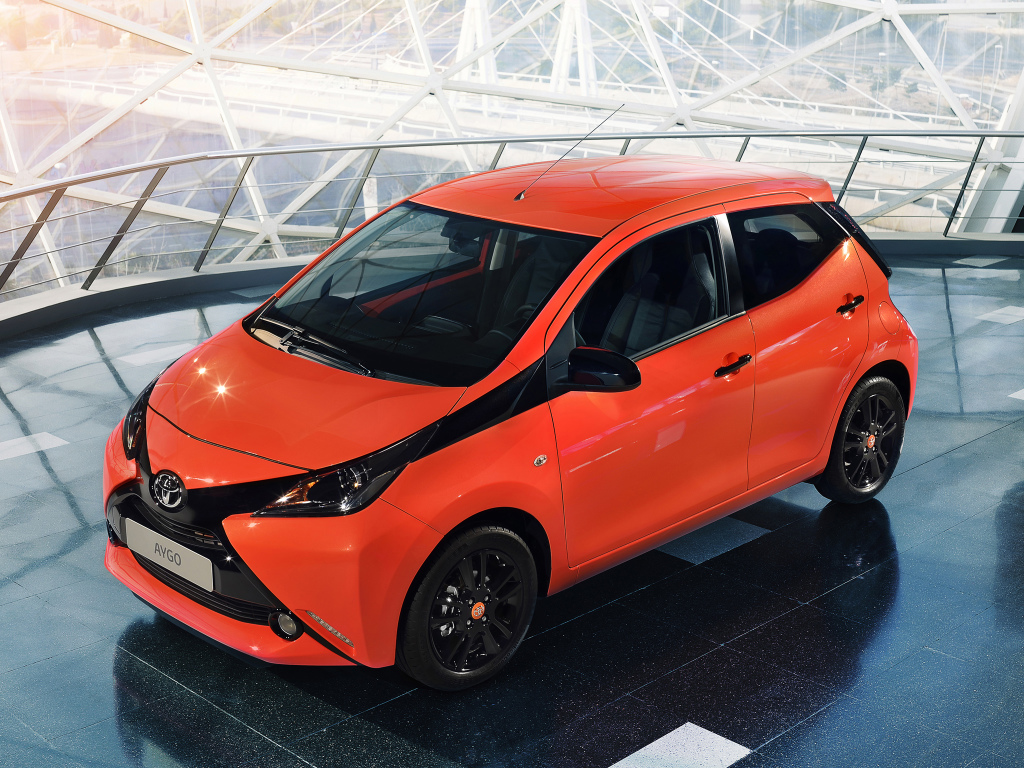 Toyota, Aygo x-cite 5-door [Worldwide], Toyota Aygo x-cite 5-door [Worldwide] '2014–18, AutoDir