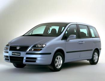 Fiat, Ulysse (179), Fiat Ulysse (179) '2002–06, AutoDir
