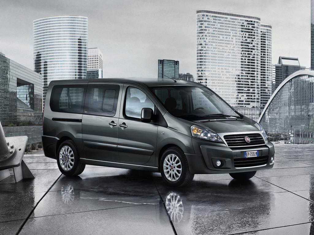 Fiat, Scudo Panorama, Fiat Scudo Panorama '2013–16, AutoDir
