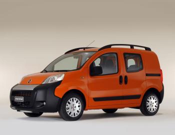 Fiat, Fiorino Combi (225), Fiat Fiorino Combi (225) '2008–16, AutoDir