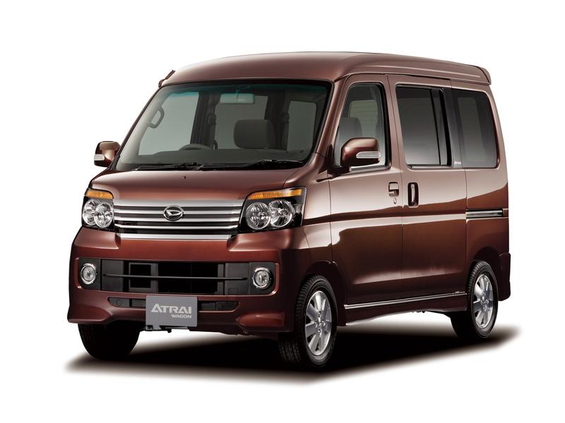 Daihatsu, Atrai Wagon, Daihatsu Atrai Wagon '2007–17, AutoDir