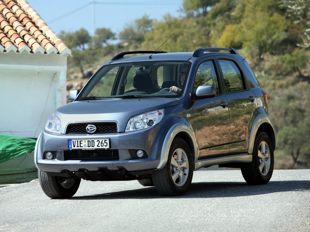 Daihatsu, Terios, Daihatsu Terios '2006–09, AutoDir