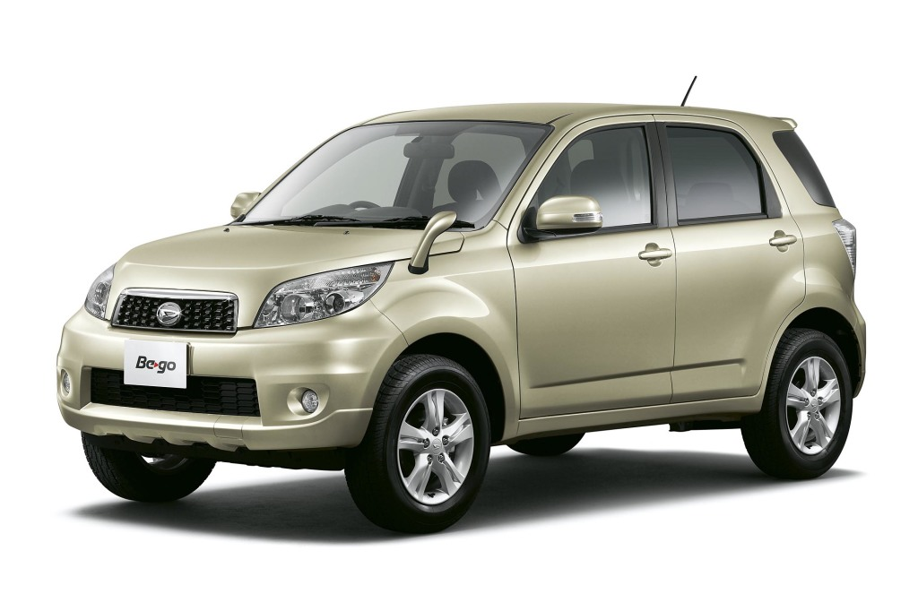 Daihatsu, Be-go, Daihatsu Be-go '2006–16, AutoDir