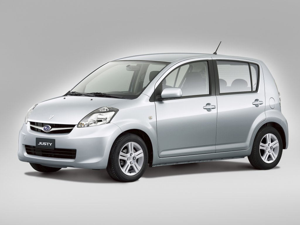 Subaru, Justy [Worldwide], Subaru Justy [Worldwide] '2007–11, AutoDir