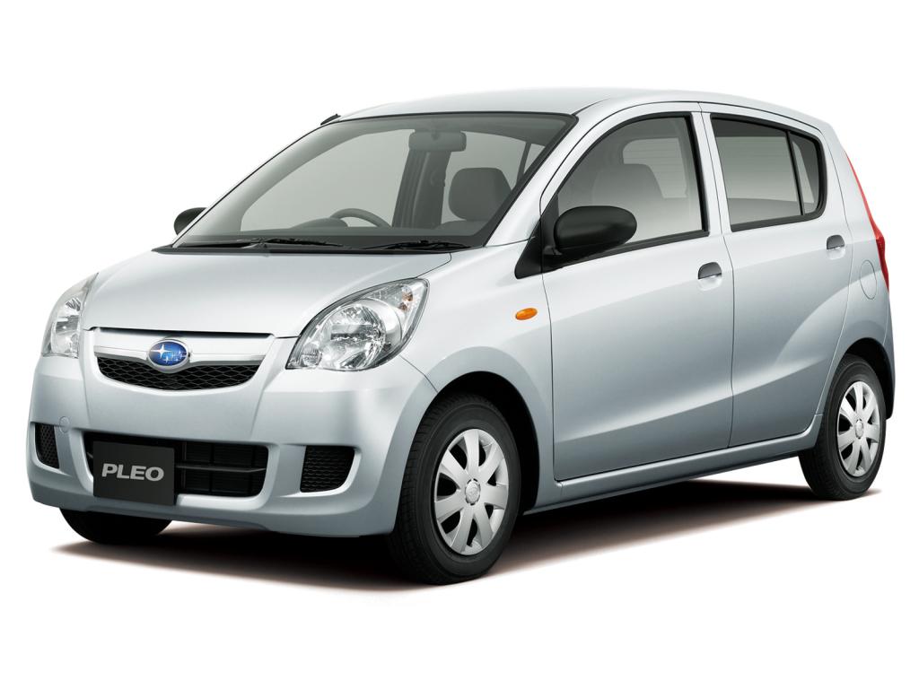 Subaru, Pleo F Special (L275/L285), Subaru Pleo F Special (L275/L285) '2011–18, AutoDir