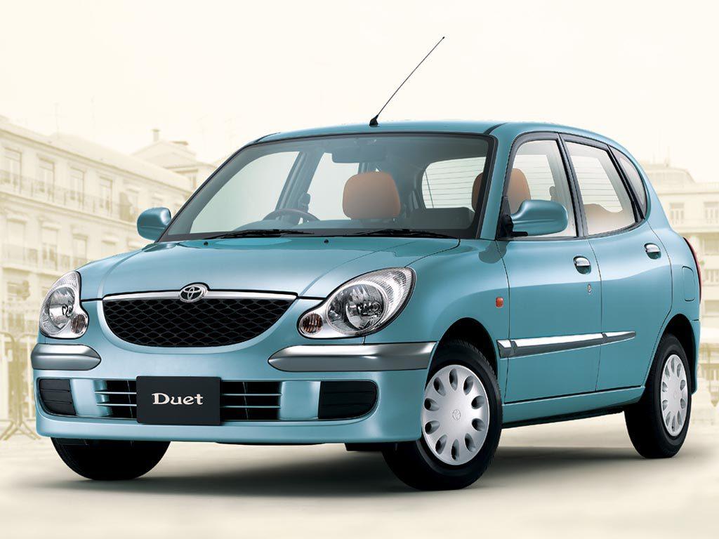 Toyota, Duet (M1/110A), Toyota Duet (M100/110A) '2001–04, AutoDir