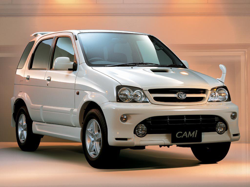 Toyota, Cami (J102/122E), Toyota Cami (J102/122E) '2000–06, AutoDir