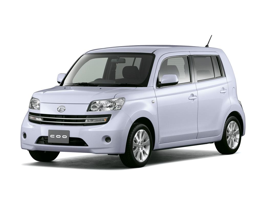 Daihatsu, Coo (M400S), Daihatsu Coo (M400S) '2006–13, AutoDir
