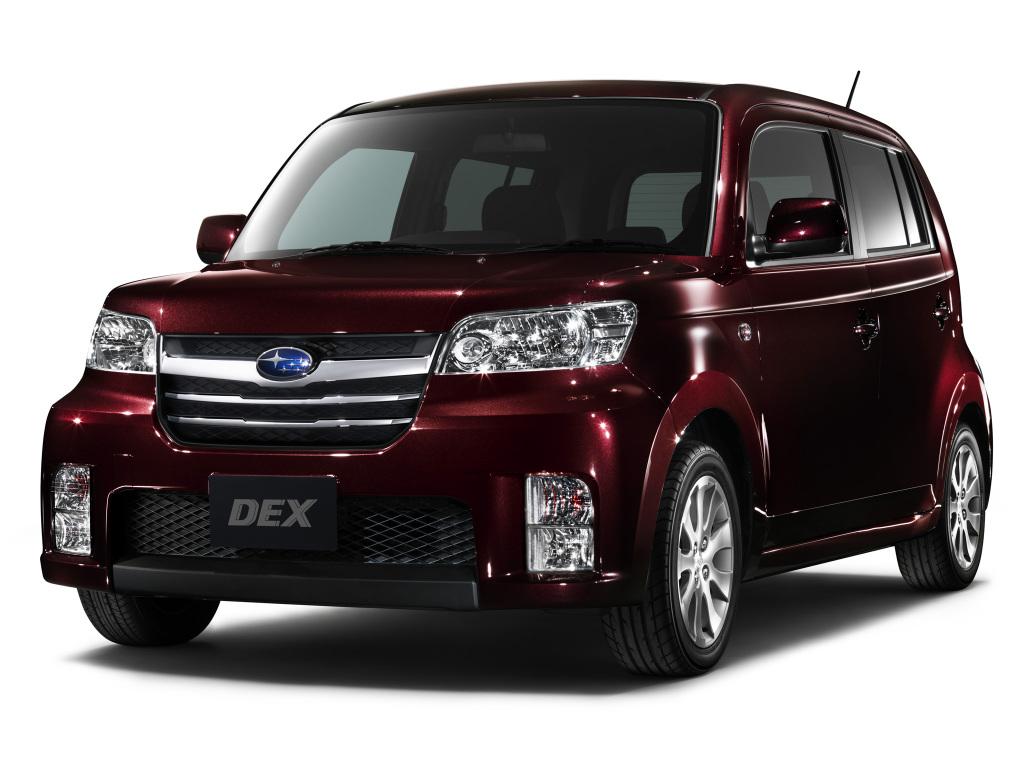 Subaru, Dex (M4F/M411F), Subaru Dex (M401F/M411F) '2008–13, AutoDir