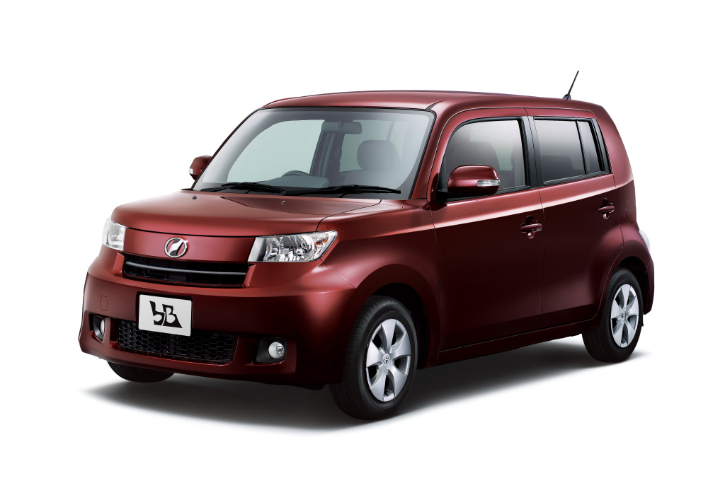 Toyota, bB (QNC20), Toyota bB (QNC20) '2005–16, AutoDir