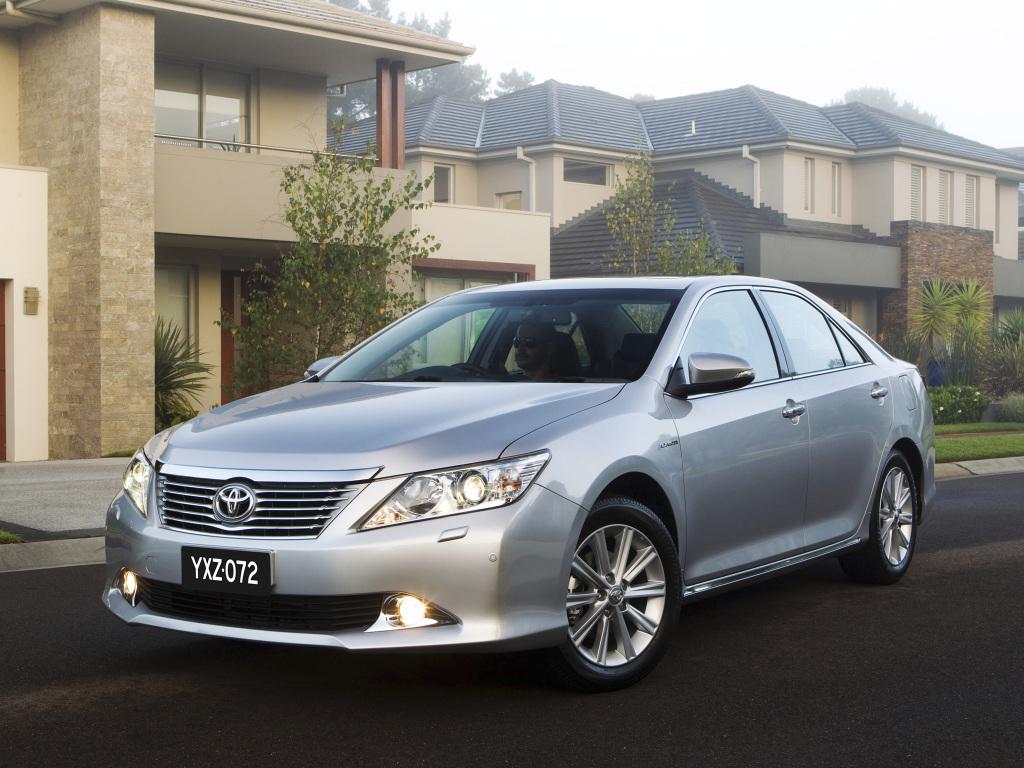 Toyota, Aurion Presara (XV50), Toyota Aurion Presara (XV50) '2012–15, AutoDir
