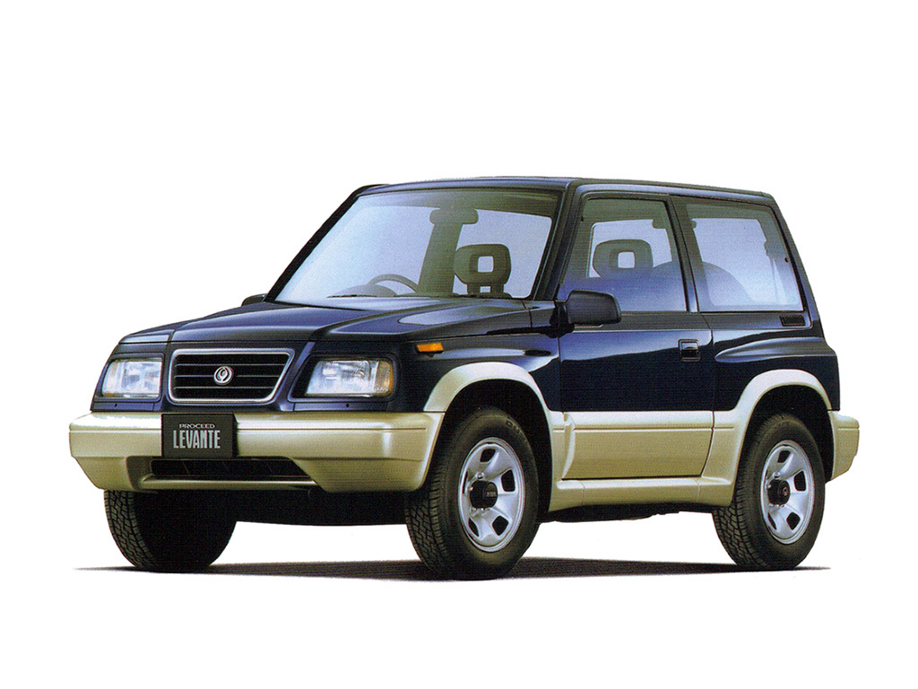 Mazda, Proceed Levante 2-door, Mazda Proceed Levante 2-door '1995–97, AutoDir