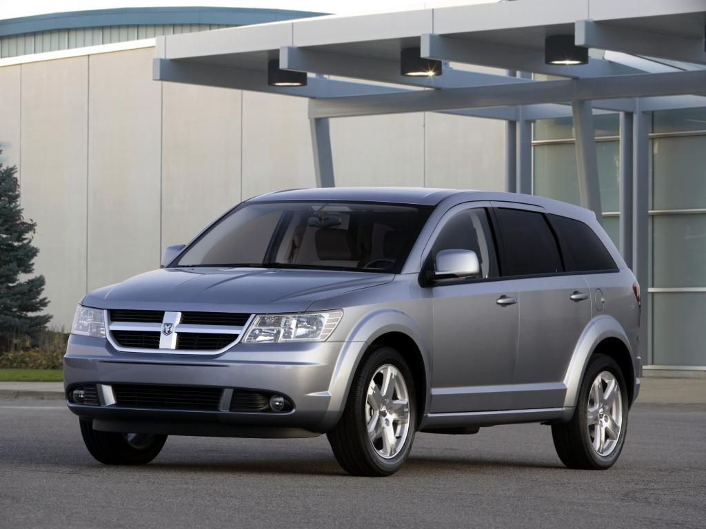 Dodge, 2009–  Journey SXT (JC), 2009–10 Dodge Journey SXT (JC) '2008–10, AutoDir