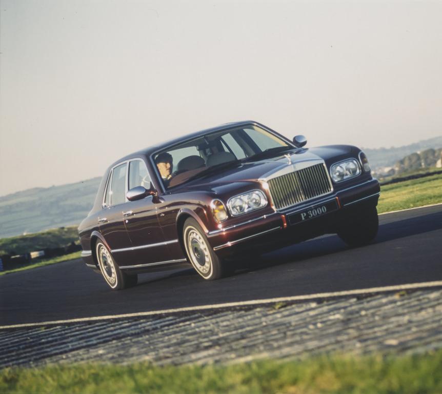 Rolls-Royce, Silver Seraph, Rolls-Royce Silver Seraph '1998–2002, AutoDir