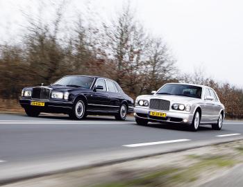 Rolls-Royce, Bentley Arnage T,  Silver Seraph, Bentley Arnage T, Rolls-Royce Silver Seraph, AutoDir