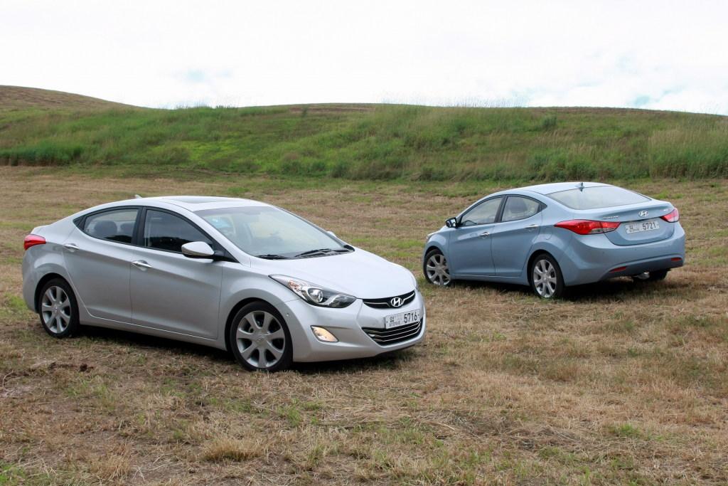 Hyundai, Avante (AD), Hyundai Avante (AD) '2015–18, AutoDir