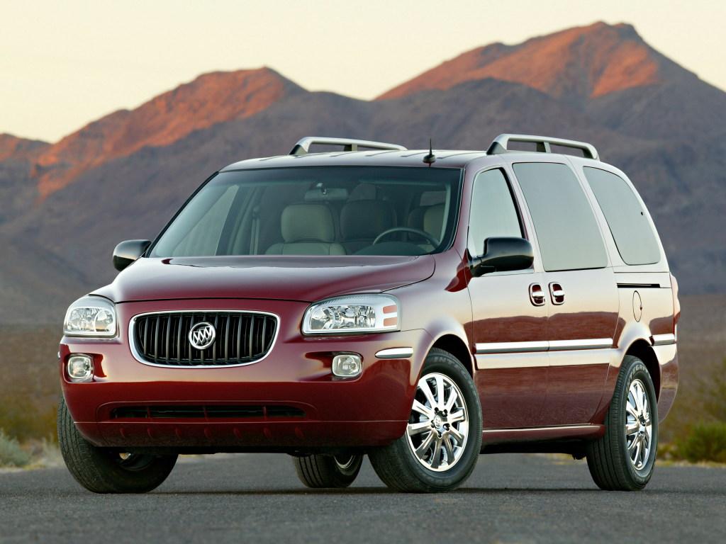 Buick, Terraza CXL, 2005–07 Buick Terraza CXL '2004–07, AutoDir