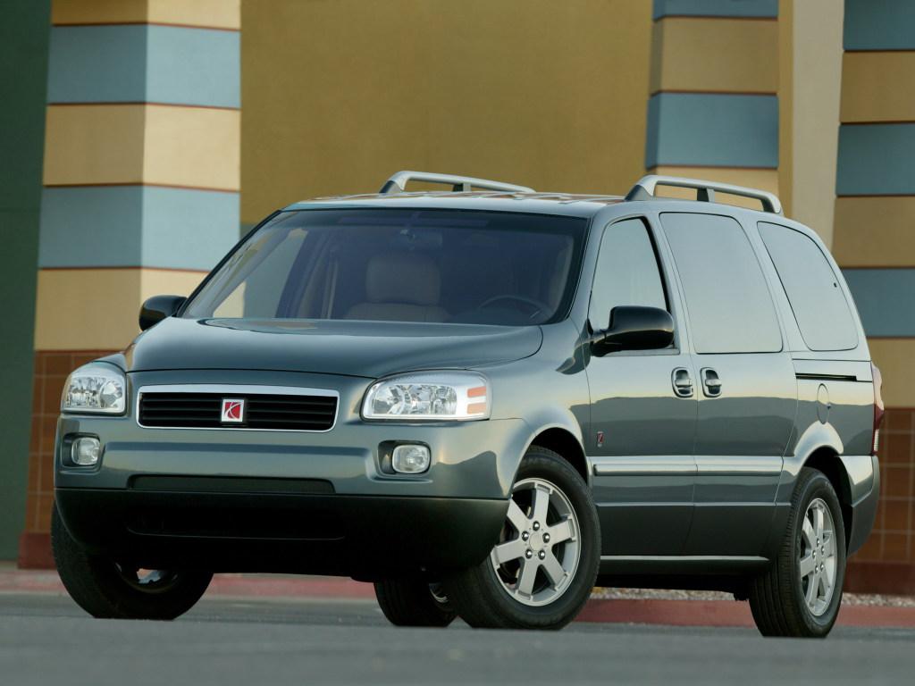 Saturn, Relay, 2005–06 Saturn Relay '2004–06, AutoDir